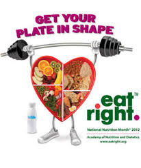 Image result for National Nutrition Month images