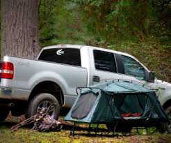 Guide Gear Truck Tent Tag Pickup Truck Bed Tent Pop Up Fishing Rod ...