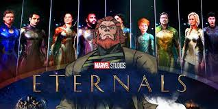 MCU Phase 4 Theory: Who The Eternals ...