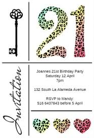 printable 21st birthday cards free printable 21st birthday invitation templates greetings island