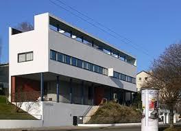 Corbusier Haus in Weissenhof Estate, Stuttgart, Germany (1927)