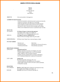 5 College Freshman Student Resume Samples Graphic Resume