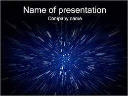 star trek powerpoint template space zooming powerpoint template backgrounds id 0000002183