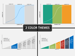 Powerpoint Charts Diagrams Ceo Pack Curve And Trends Chart
