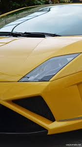 Yellow Lamborghini iPhone Wallpaper ...