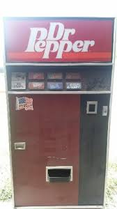Dr Pepper Vending Machine For Sale Cool Used Drink Dr Pepper Vending Machine In Texas