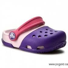 loft37 shoes. crocs spring/summer 2016 slides - electro ii clog 15608 ultraviolet/bubblegum loft37 shoes