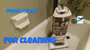 Bathroom Cleaning Hacks - Ways to Save Time - YouTube