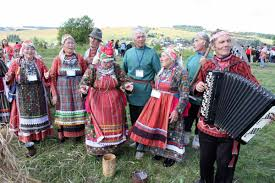 Russian Manners, Customs, Traditions and Habits