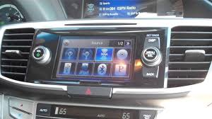 New Honda Accord, Audio System with Touch-Screen Display, Toledo ...
