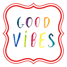 Good Vibes Gift Tag Template Free Printable Papercraft