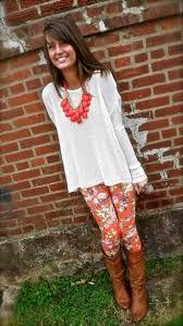 What To Wear With Patterned Leggings Cool Design Ideas