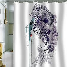 modern shower curtain ideas. Beautiful Shower For Modern Shower Curtain Ideas S