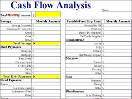 Personal Cash Flow Statement Template Excel Personal Cash Flow Spreadsheet Template Free Mytv Pw