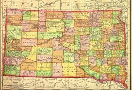 south dakota maps perrycastañeda map collection ut library online