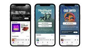 Apple leads the next chapter of podcasting with Apple Podcasts  Subscriptions - Apple
