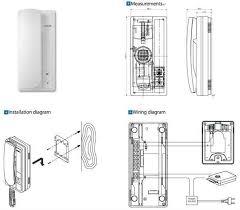 intercom wiring diagram intercom image wiring diagram wiring diagram for door intercom wirdig on intercom wiring diagram