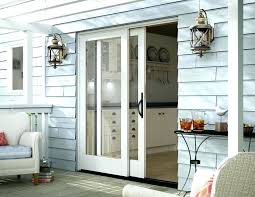 cost to install patio door how to install a glass sliding door install exterior sliding glass