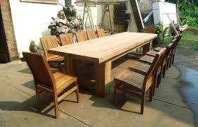 modern patio and furniture medium size rustic outdoor furniture large table plans custom and teak picnic