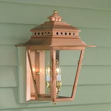 copper lighting fixtures. Agreeable Exterior Copper Light Fixtures Design At Storage Photography Outdoor Lighting O