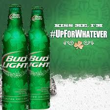 Green Bud Light Bottles How To Dye Beer Green For St Patricks Day Bud Illini