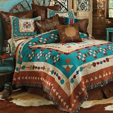 Southwest Bedroom Decor Southwest At Heart Tapestry Coverlet Queen