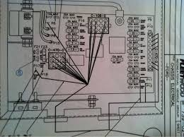 fleetwood rv wiring diagram wiring diagram and hernes 1996 fleetwood bounder wiring diagram automotive