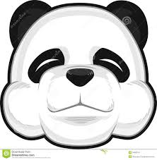 Cool Panda Designs Cute Panda Stock Vector Illustration Of Head Lovely 34692191