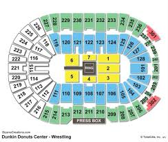 Dunkin Donuts Center Seating Chart Dunkin Donuts Center Providence Seating Wajihome Co