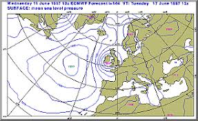 Ecmwf Forecast Charts Weather Charts
