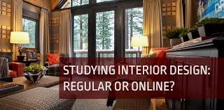 Interior Design Undergraduate Programs Delectable Studying Interior Design Regular Or Online VISMAYAM College Of