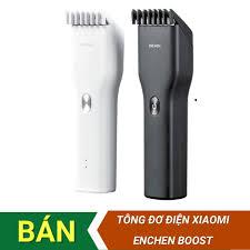 FREESHIP XTRA】[CHÍNH HÃNG] Tông đơ điện cắt tóc gia đình Xiaomi Enchen Boost  - Tăng đơ hớt tóc không dây cao cấp siêu bền I Tiện dụng CHÍNH HÃNG XIAOMI  - Mistore