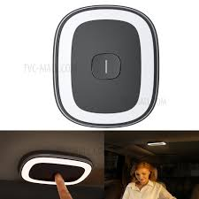 Shop <b>BASEUS Car</b> Bright Touch Sensor <b>Reading Light</b> - Black from ...