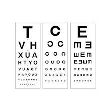 Chart Deficiency Tracking Tara Hospital Eye Vision Distance Chart