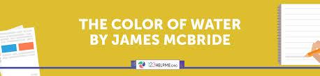 org essay samples the color of water by james mcbride