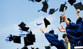 essay education income and social behavior across missouri  graduates tossing caps in the air