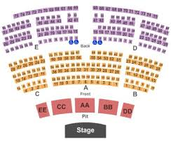 Gsr Seating Chart Grand Sierra Theatre Seating Chart Clean Gsr Seating Chart