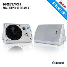 outdoor bluetooth patio speakers. 6.50\ outdoor bluetooth patio speakers e