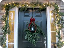 Decorations:Front Door Ideas Cute And Inviting Fall Front Door Decor  Christmas Exterior Designs Fresh