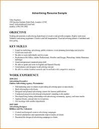 One Page Resume Samples One Page Resume Examples In Howo Writeemplate How To Write A Format 19