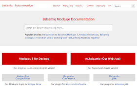 Docs.balsamiq.com: Our New Static Documentation Site, Powered by ...