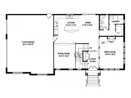 Luxury Design 8 Blueprints For Houses With Open Floor Plans One Open Floor Plans For One Story Homes