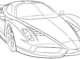 Coloring Pages Ferrari New Free Printable Coloring Me Car Coloring