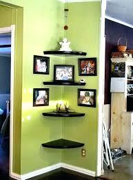 Corner Stacking Shelves Inspiration Corner Display Shelf Nhyi