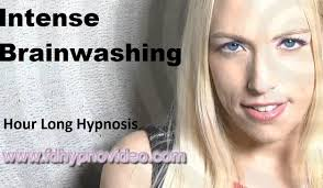 Blond woman erotic hypnotist
