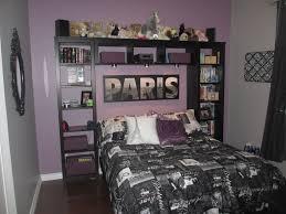 paris themed tween bedroom 11