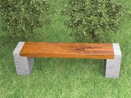concrete garden bench. Bench Design, Concrete Outdoor Benches Garden For Sale Modern Amazing Wood