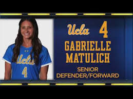 Gabrielle Matulich - Soccer Highlight Video - YouTube
