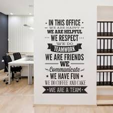 Image Diy Office Decor Typography In This Office Ultimate Typography Decal Office Sticker Motivational u20ac46 Pinterest 86 Best New Office Wall Art Ideas Images Office Walls Office Wall