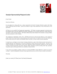 sponsorship letter writing example resume samples writing sponsorship letter writing example how to write a letter requesting sponsorship wikihow sample letter sponsorship request